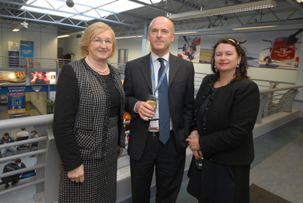 Kathleen Fitzgerald, Donal Leahy, Waterford Airport and Anne Marie Caulfield